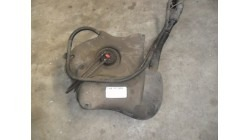 Fuel tank with hose Microcar Virgo 1 & 2