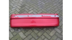 Rear bumper in red (with damage) Microcar Virgo 3