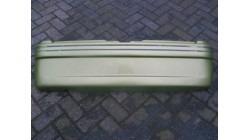 Achterbumper zilver (lichte schade) Microcar Virgo 3