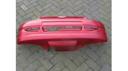 Front bumper red Microcar Virgo 1