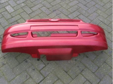 Front bumper Microcar Virgo 1 red