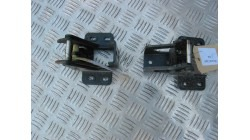 Hinges set left door Microcar MC1 & MC2