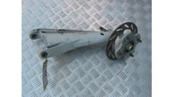 Control arm right rear with brake disc, Microcar MGO