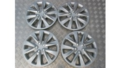 Wheel cover set 13 Inch Microcar MGO