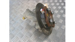 Fusee met remschijf links Microcar MGO