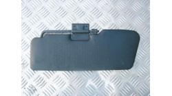 Sun visor, left-Microcar Virgo