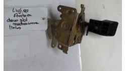 Türschloss Mechanismus Links Kleinstwagen Jungfrau