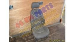 Bijrijders stoel (leer) Ligier Ambra