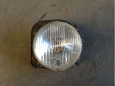 Headlight Aixam 400