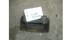 Brake caliper left for Microcar Virgo