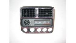 Dashboard panel, Ligier Nova