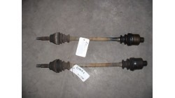 Drive shaft L & R Microcar MGO