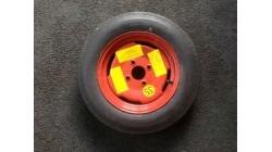 Spare wheel (4.80x12) Ligier X-Too