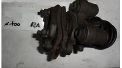 Brake caliper right rear Microcar & Ligier Due