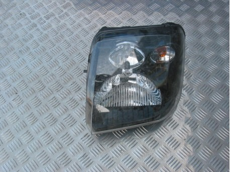Headlight left Microcar MC1 & MC2