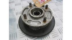 Remschijf achter Microcar MC1 & MC2 steek 115 mm