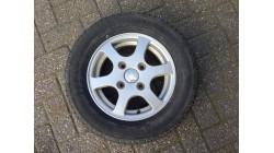 Rim ( Aluminum) tire Ligier X-Too