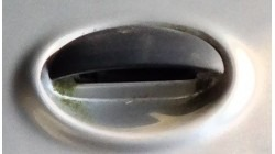 Deurgreep links (buitenkant) Microcar MGO