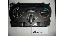 Dashboard panel JDM Abaca
