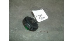 Fuel cap with 1 key, JDM Titane