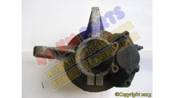 Steering knuckle with brake disc left JDM Albizia