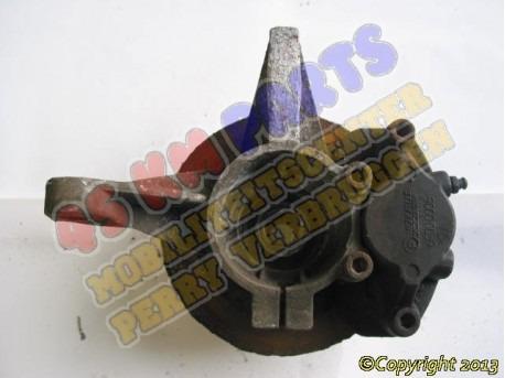 Steering knuckle with brake disc left JDM Albizia