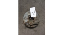 Anchor plate with brake shoes on the right rear JDM Titane
