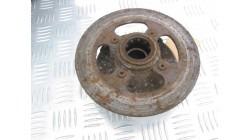 Brake disc rear (L, R) JDM Titane