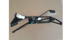 Pedals frame Microcar & Ligier Due