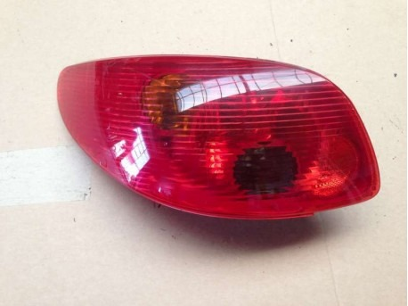 JDM Aloes tail light left