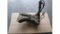 Fuel tank with hose JDM Titane