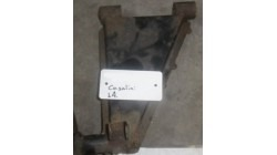 Suspension arm rear (drum brake) JDM Titane