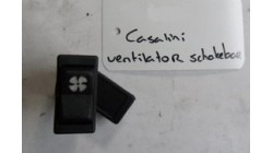 Interior lighting switch Casalini Ydea