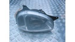 Headlight left (clear) Casalini Ydea