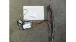 Raambediening links (elektrisch) JDM Titane