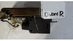 Door lock electric left JDM Titane