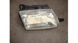 Headlight left Bellier Divane