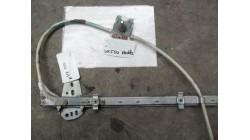 Raambediening links (mechanisch) Bellier VX 550