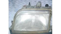 Headlight left Bellier Divane