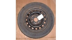 Rim with band Microcar Virgo 145/60/R13