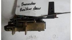 Türschloss Mechanismus (elektrisch) rechts Chatenet Barooder