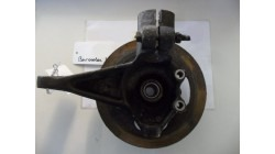 Steering knuckle with brake disc left Grecav Eke