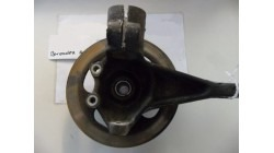 Steering knuckle with brake disc left Chatenet Barooder