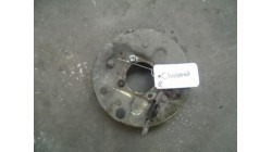 Anchor plate with brake shoes rear Chatenet Barooder