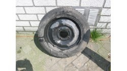 Rim with band Microcar MGO 145/60/R13
