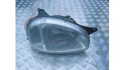 Headlight left (clear) Casalini Ydea