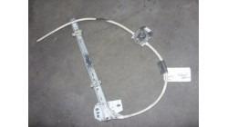 Raambediening rechts (mechanisch) Bellier VX 550