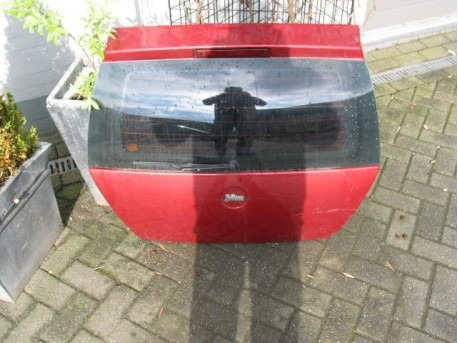 Rear door JDM Abaca