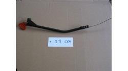 Dipstick short (27 cm) lombardini