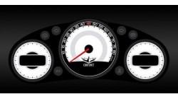 Instrument cluster (speedometer) display dashboard Aixam